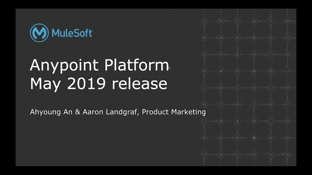 What's new with Anypoint Platform - unified platform for integration
