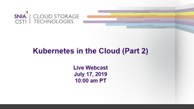 Kubernetes in the Cloud (Part 2)