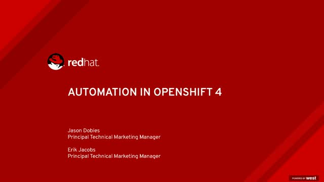 Automated Operations Across a Unified Hybrid Cloud