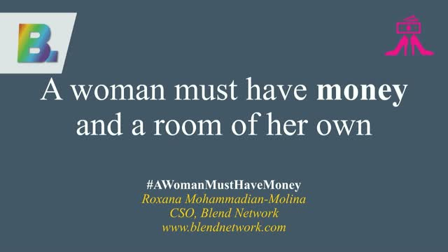 Let's talk about money: Why women need to talk about making money and investing