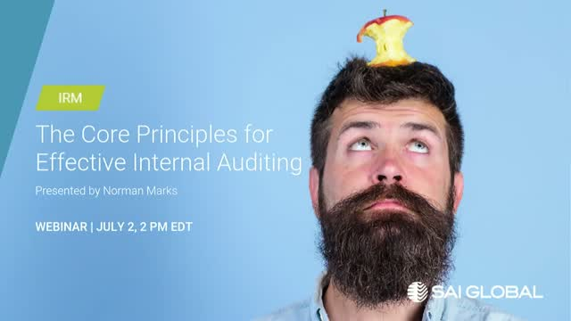 The Core Principles for Effective Internal Auditing
