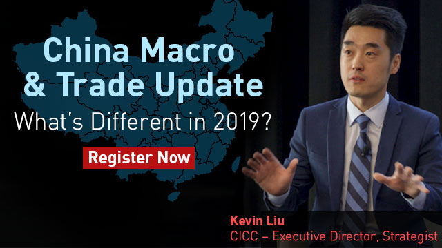 China Macro and Trade Update: What's Different in 2019?
