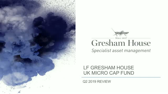 Q2 Overview - LF Gresham House UK Micro Cap Fund