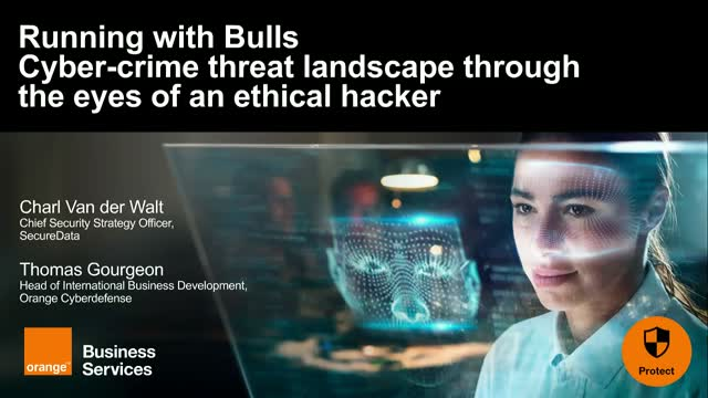 Cyber-crime threat landscape through the eyes of an ethical hacker