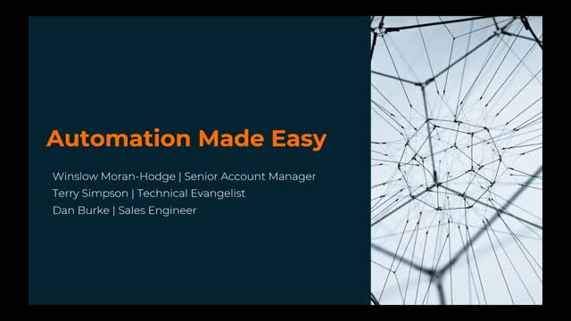 Process Automation Made Easy