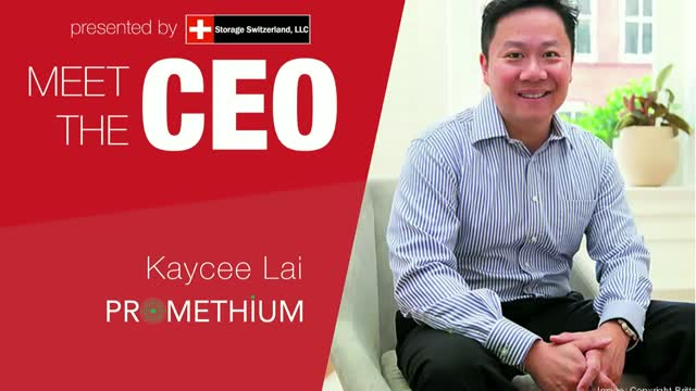 Meet the CEO: Promethium's Kaycee Lai