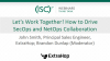 Let's Work Together! How to Drive SecOps and NetOps Collaboration