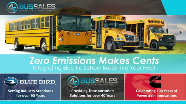 Zero Emissions Makes Cents – Integrating Electric School Buses into Your Fleet