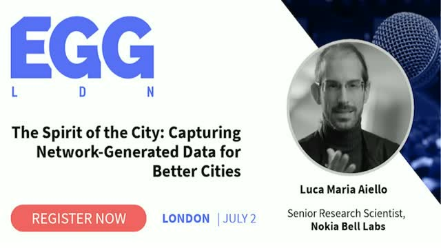 The Spirit of the City: Capturing Network-Generated Data for Better Cities