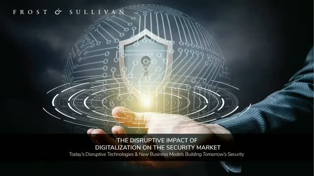 The Disruptive Impact of Digitalization on the Security Market