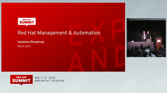 Red Hat Automation and Management Portfolio Integrations and Roadmap