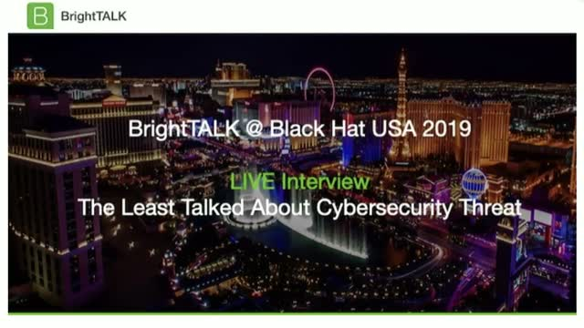 The Least Talked About Cybersecurity Threat