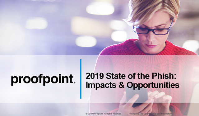 2019 State of the Phish: Impacts and Opportunities