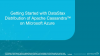 Streamline Your Development with Apache Cassandra™ on the Azure Cloud