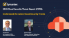 2019 Cloud Security Threat Report: Understand the Latest Cloud Security Trends
