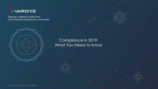 Compliance in 2019: What You Need to Know