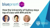 How the Sydney University stays top of class with RPA and AI