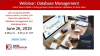 Database Management: How to build a strong prospect & client database