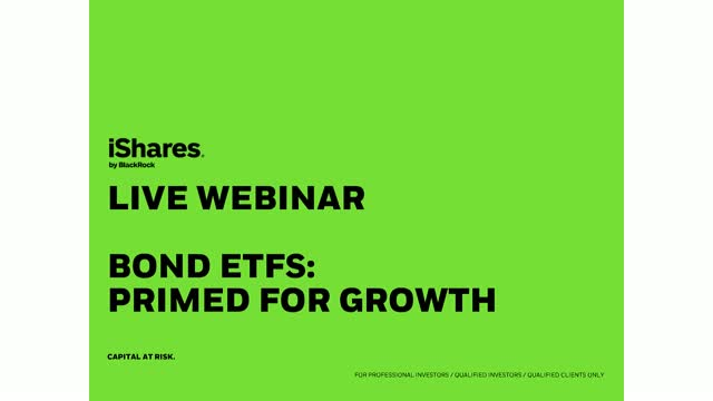 Bond ETFs: Primed for Growth - 4 key trends driving future bond ETF adoption