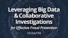 Fraud Prevention: Leveraging Big Data and Collaborative Investigations