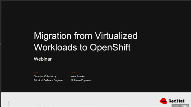 A DevOps Journey, Episode 2: Migrating Virtualized Workloads to OpenShift