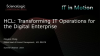 HCL: Transforming IT Operations for the Digital Enterprise