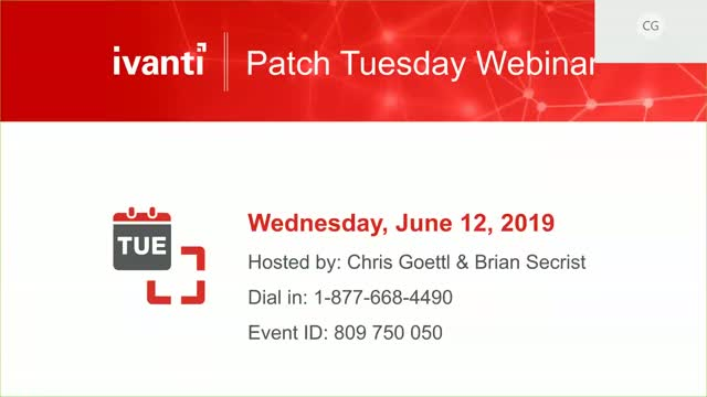 June Patch Tuesday 2019