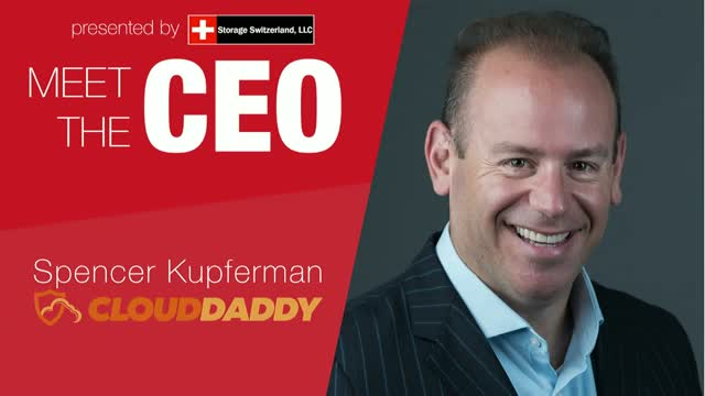 MeetTheCEO: Cloud Daddy's Spencer Kupferman