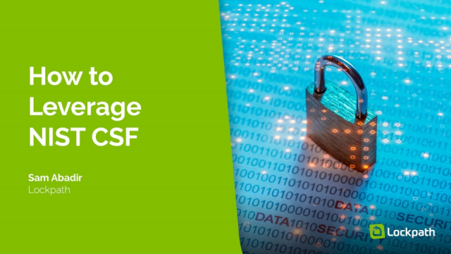 How to Leverage NIST CSF