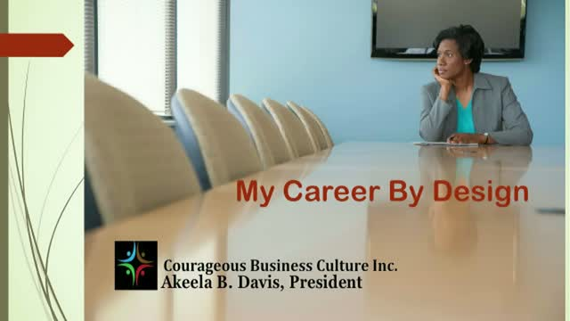 My Career By Design