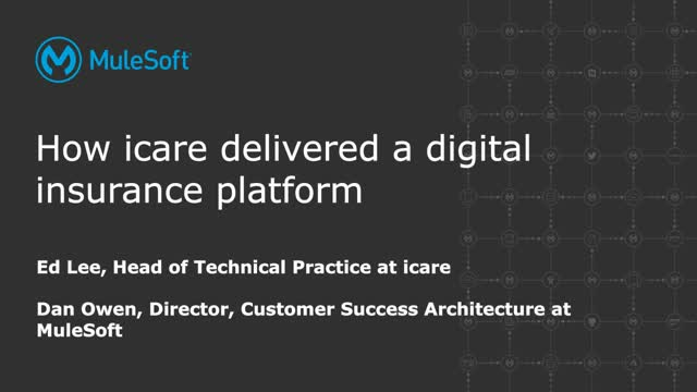 How icare built a digital insurance platform