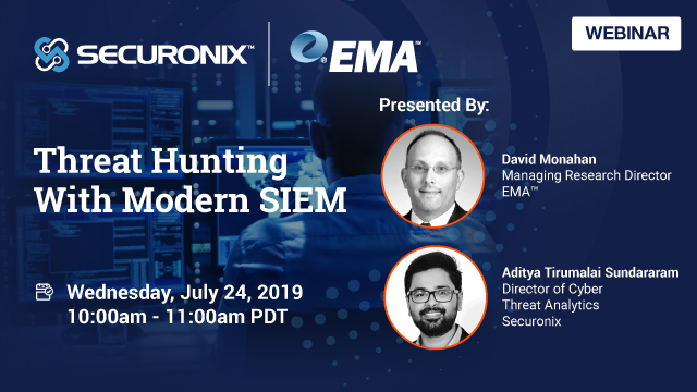 Threat Hunting With Modern SIEM