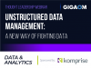 Unstructured Data Management: A New Way of Fighting Data
