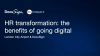 HR transformation: the benefits of going digital with DocuSign