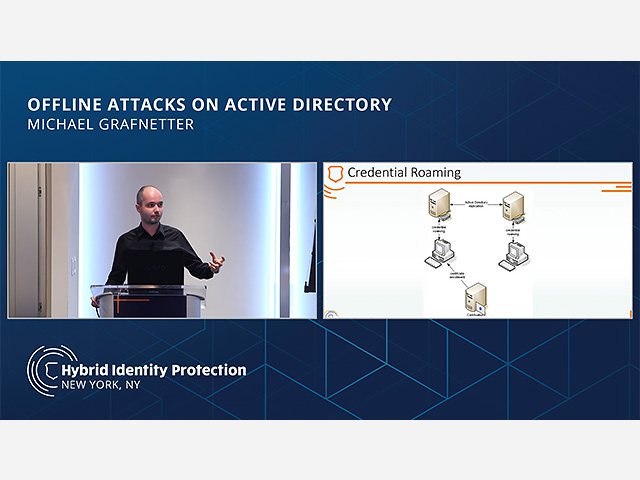 Offline Attacks on Active Directory