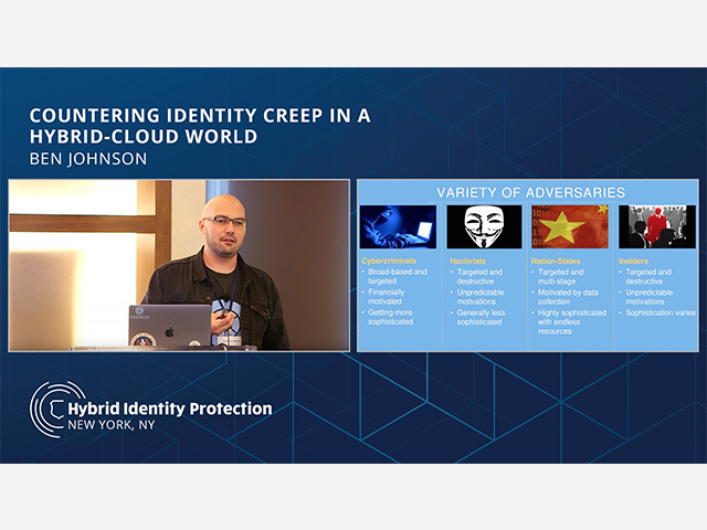 Countering Identity Creep in a Hybrid-Cloud World