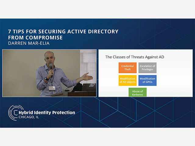 7 Tips for Securing Active Directory from Compromise