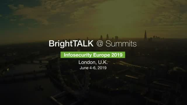 Infosecurity Europe: Multi-Cloud Security and Compliance Panel