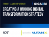 Creating A Winning Digital Transformation Strategy