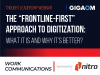 "The ""Frontline-First"" Approach to Digitization: What It Is and Why It's Better?"