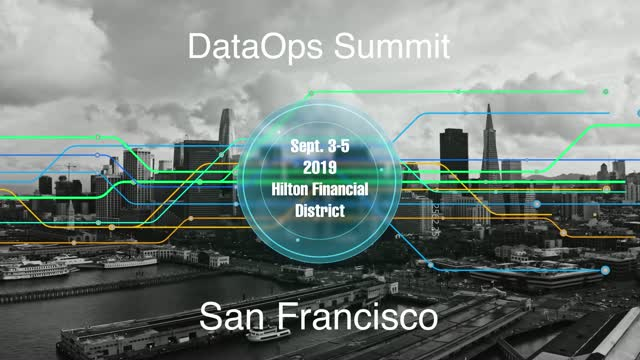DataOps Summit 2019