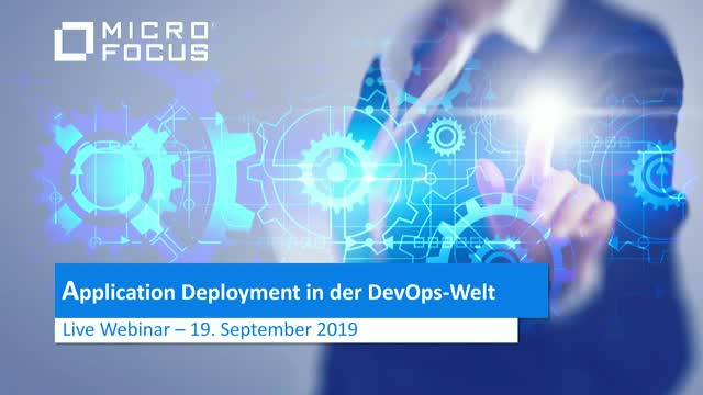 Application Deployment in der DevOps-Welt