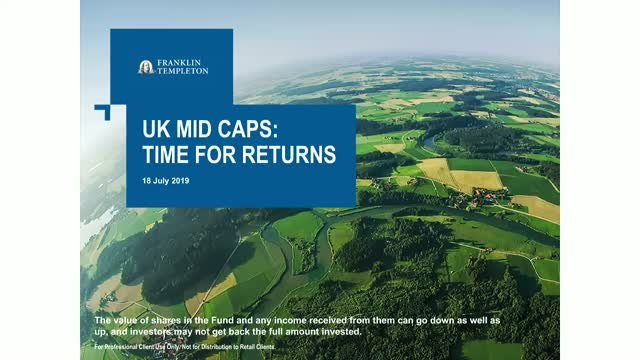 UK Mid-Caps: Time for returns?