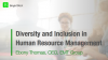 Diversity and Inclusion in Human Resource Management