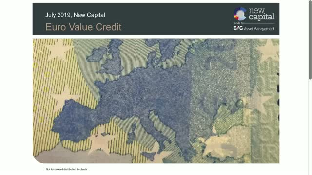 Euro Value Credit - Q2 review