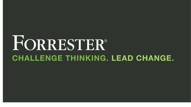 Join us to Learn how to Put Forrester's Zero Trust Playbook into Action