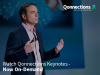 Watch the exclusive Keynotes from Qonnections, Qlik®'s global conference
