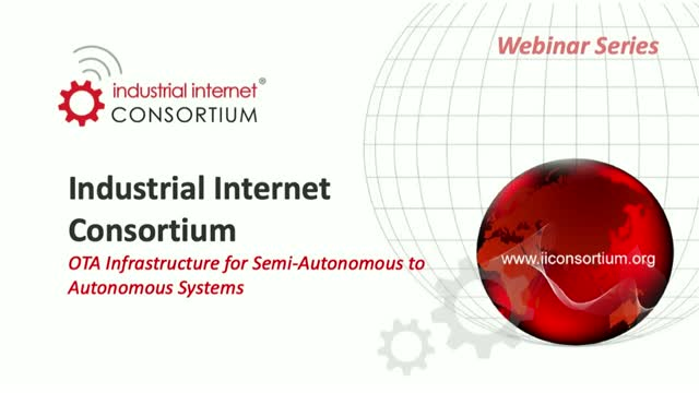 OTA Infrastructure for Semi-Autonomous to Autonomous Systems
