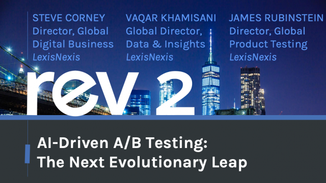 AI-Driven A/B Testing: The Next Evolutionary Leap