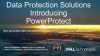 Dell EMC PowerProtect Software and PowerProtect X400 integrated appliance
